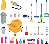 Clean tools