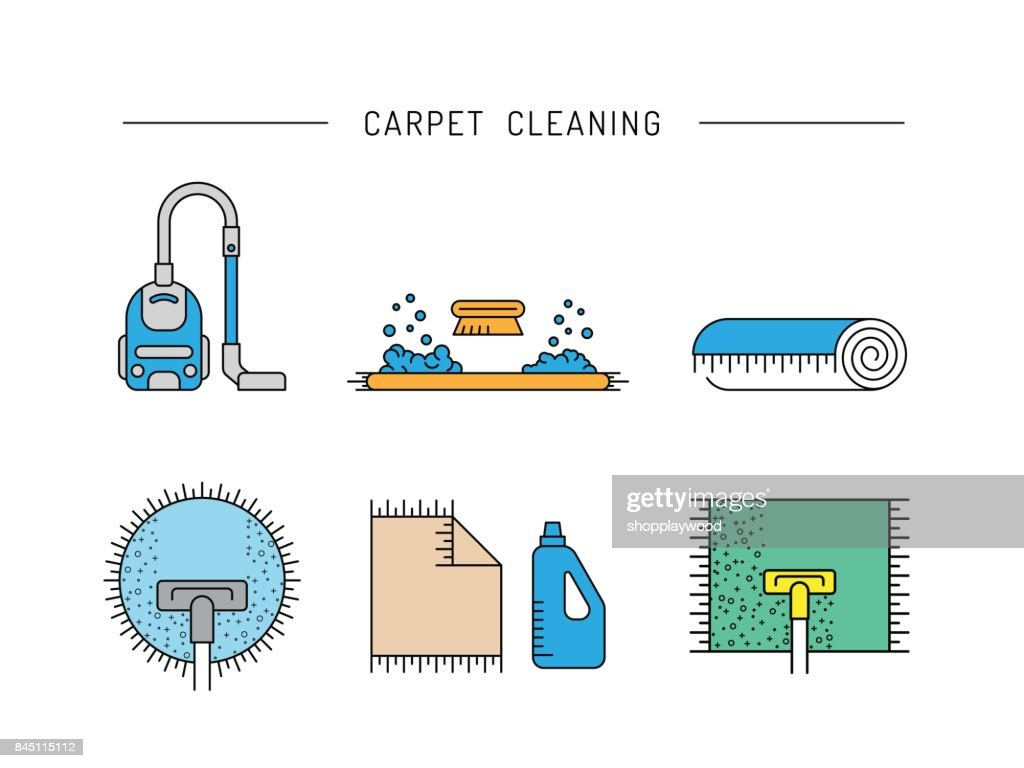 Cleaning of carpets