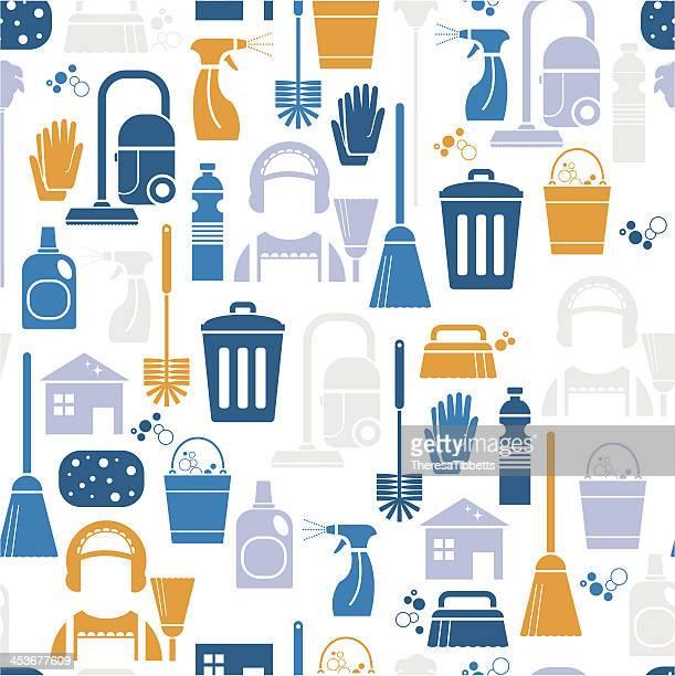 Patrón de limpieza