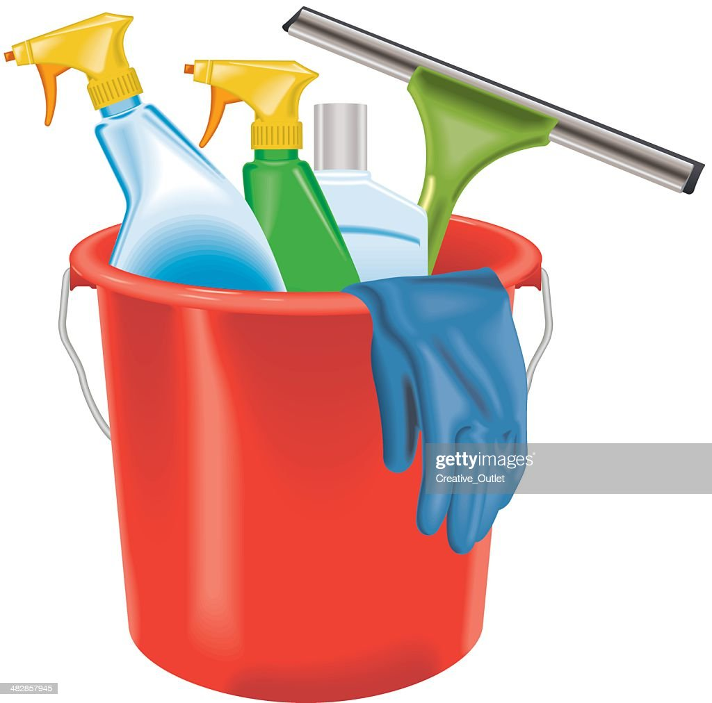 Cleaning Supplies C