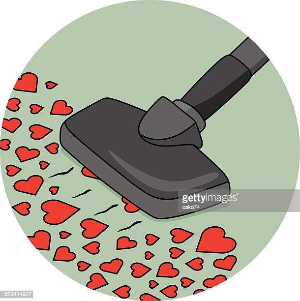 cleaning - vacuum cleaner stock illustrations, clip art, cartoons, & icons