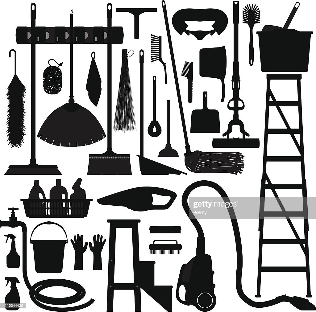Cleaning Washing Domestic Household Tool Equipment