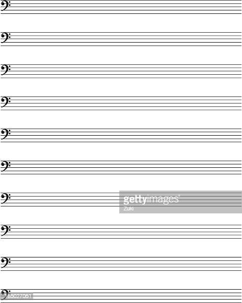 clef (bass) - bass clef stock illustrations, clip art, cartoons, & icons