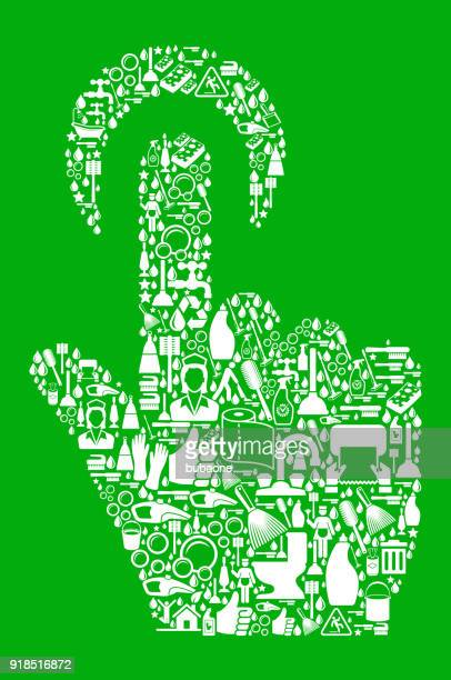 Click Choose  Cleaning Green Background Pattern