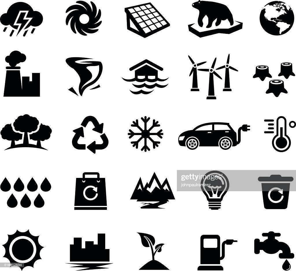 Climate Change, Global Warming, Ecology, Environment