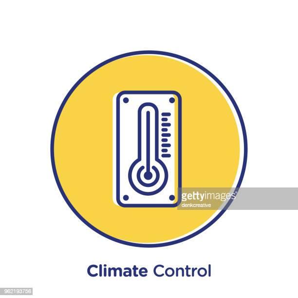 ilustraciones, imágenes clip art, dibujos animados e iconos de stock de control de temperatura - termometro mercurio
