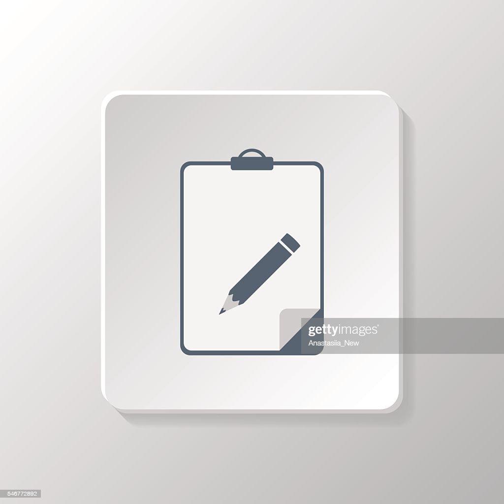 Clipboard icon 01