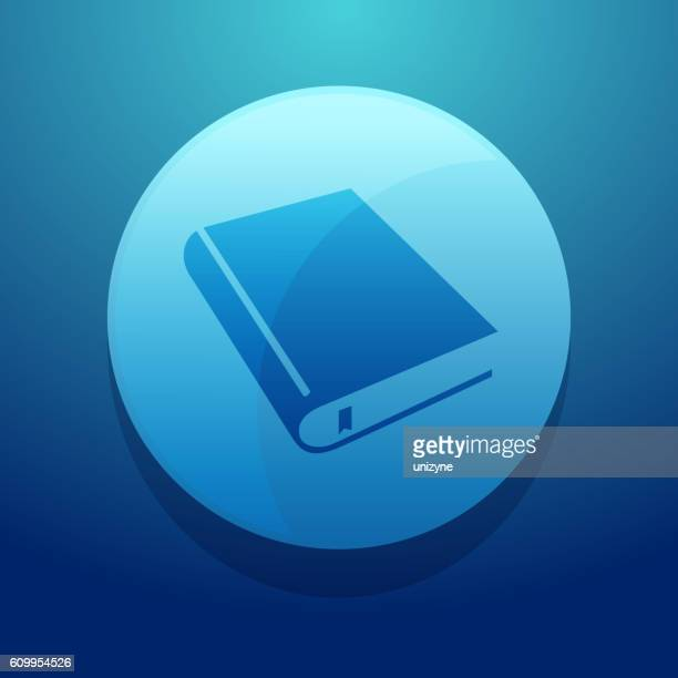 closed book icon - enciclopedia stock illustrations, clip art, cartoons, & icons