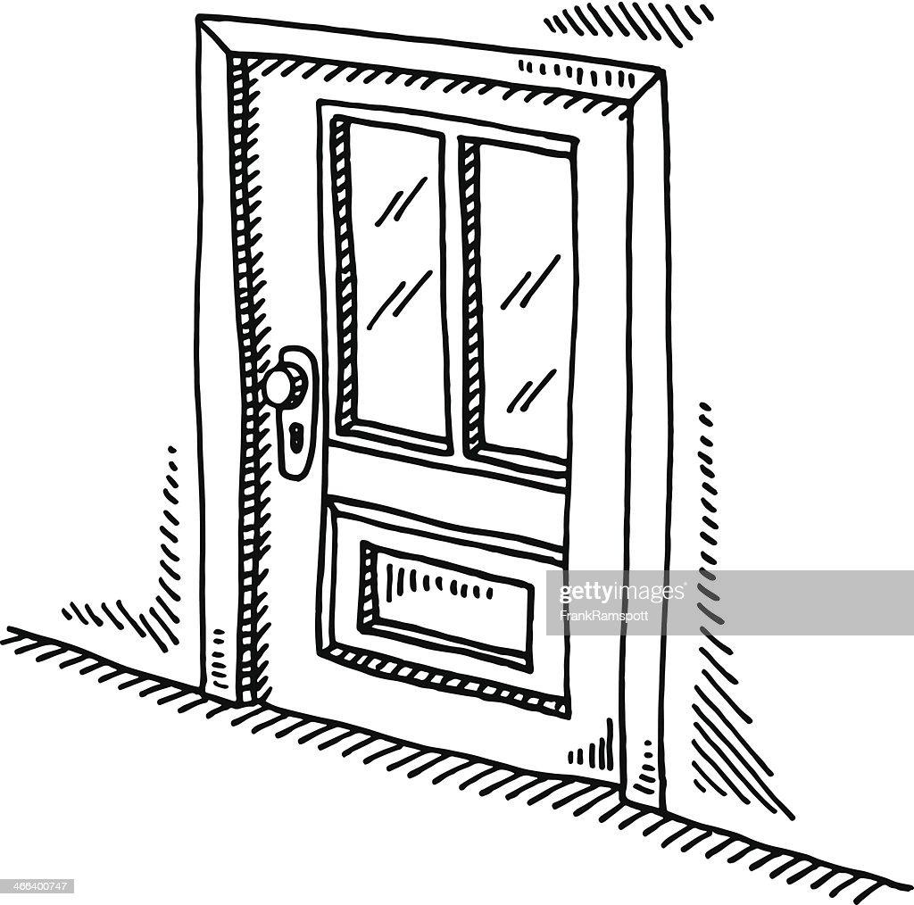 open door drawing. Keywords Open Door Drawing