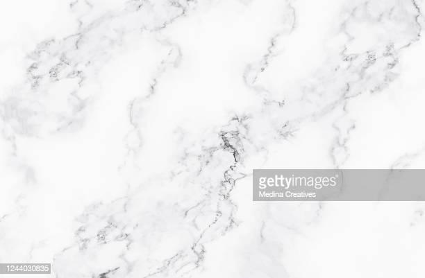 stockillustraties, clipart, cartoons en iconen met close-up naadloze marmeren textuur betonnen vector achtergrond - marmer