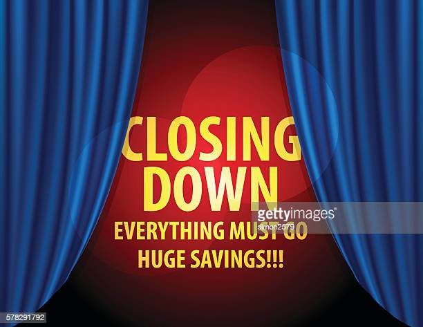 closing down sale - out of business stock illustrations, clip art, cartoons, & icons