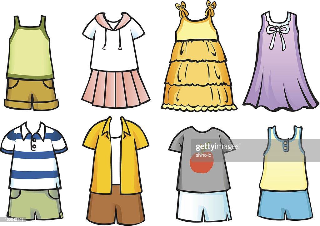 cartoon clothing