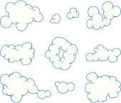 cloud cartoon