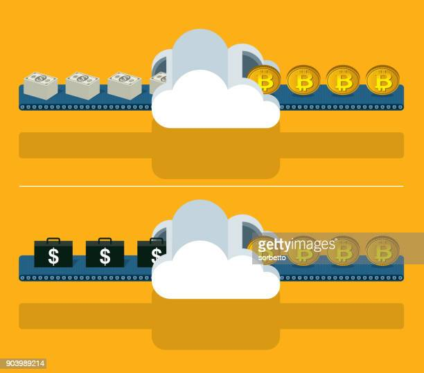 Cloud Computing - Bitcoin - exchange