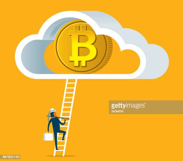 Cloud computing - Bitcoin mining