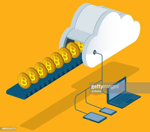 Cloud computing - Bitcoin