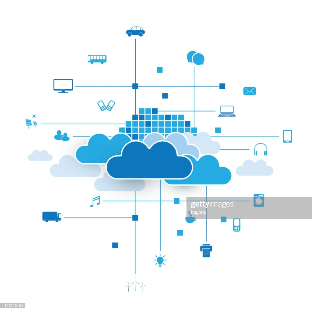 Cloud Computing Design Concept