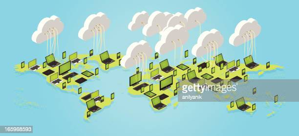 cloud computing worldwide