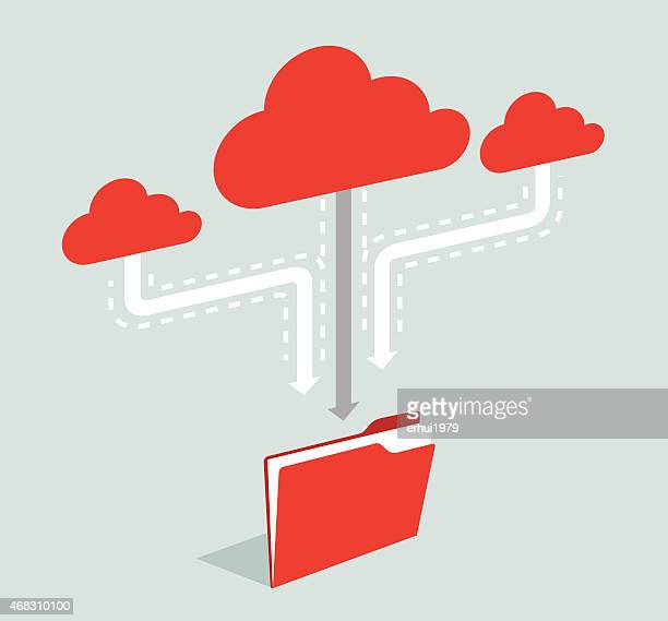 Cloud Computing-Illustration