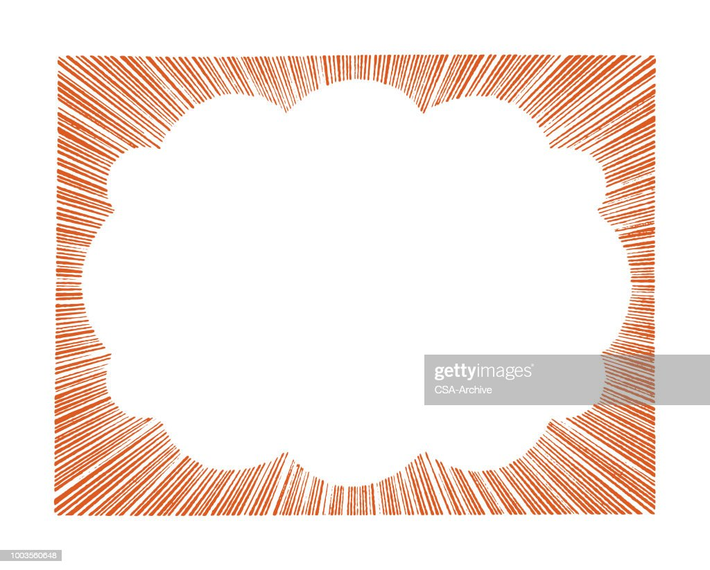 Cloud Frame Vector Art | Getty Images