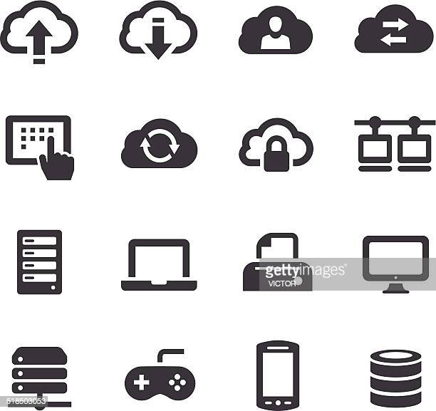 Cloud Icons - Acme Series