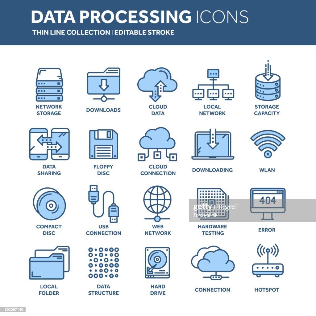Wolke Omputing Internettechnologie Onlinedienste Datenverarbeitung ...