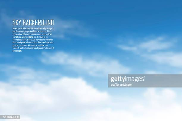 clouds - cloudscape stock illustrations, clip art, cartoons, & icons