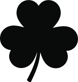 Clover Silhouette