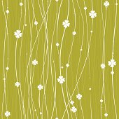 Clovers seamless background
