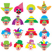 c5659a8c0 Free download of Sad Clown Face vector graphics and illustrations