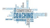 Coaching - teaching Word Clouds