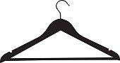 Coat Hanger Silhouette