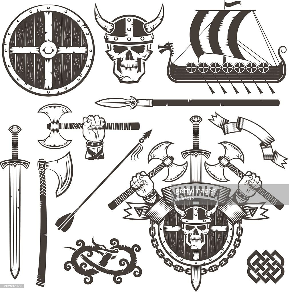 coat of arms of the Vikings