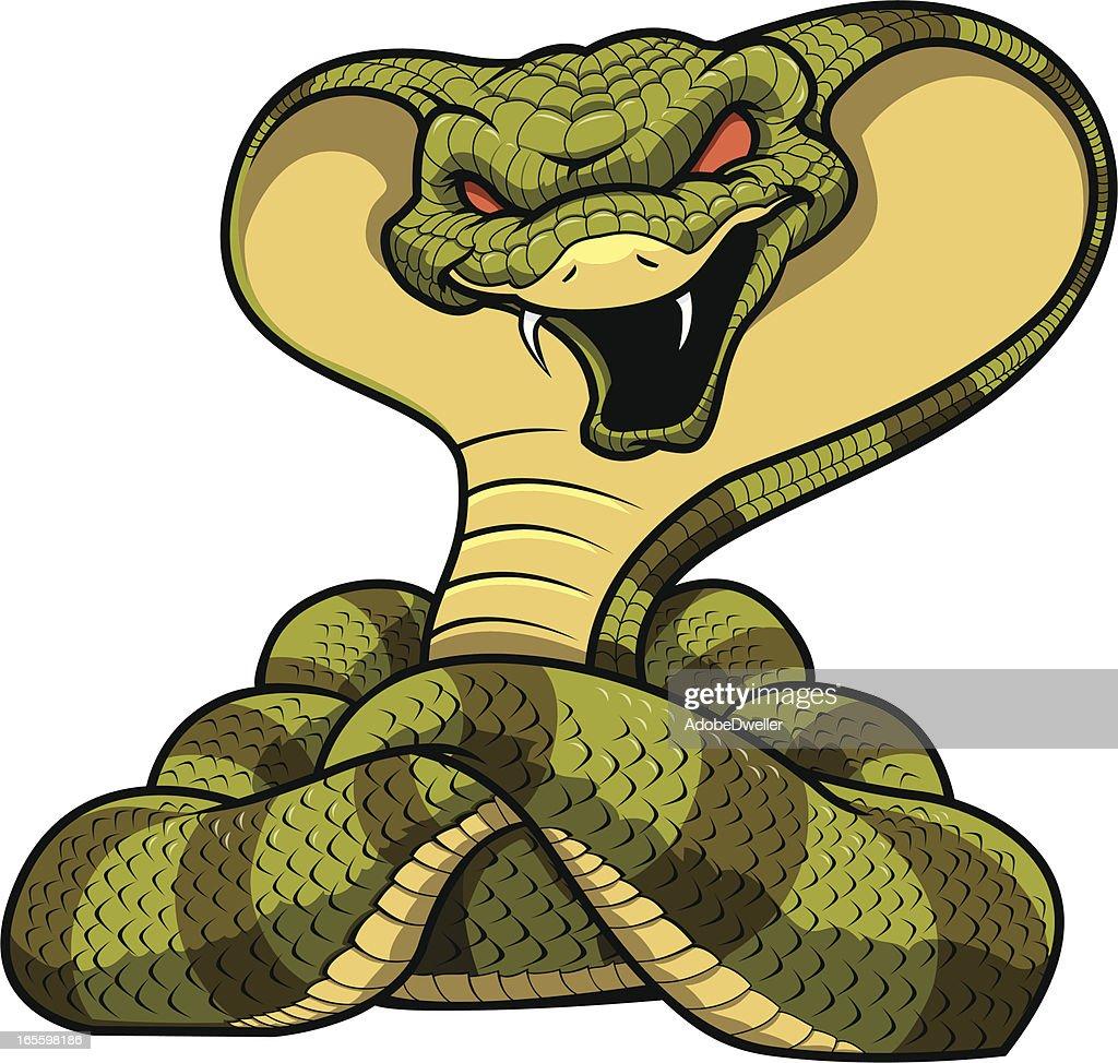 Cobra Mascot Vector Art | Getty Images