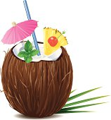 Coconut Pina Colada