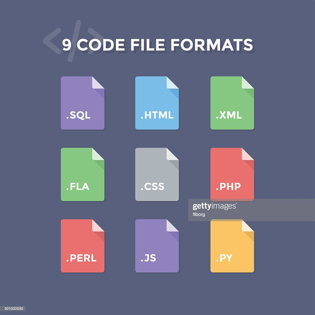 Code File Formats