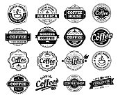 Coffee badges.