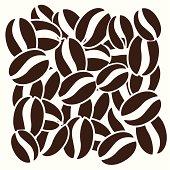 Coffee Bean Icon- Vector