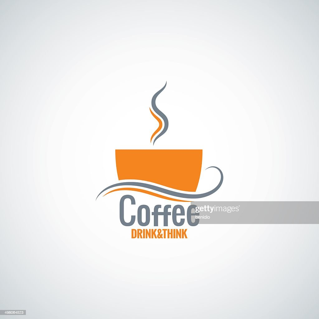 coffee cup menu background