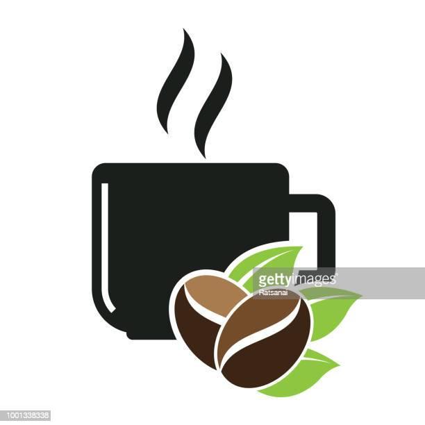 coffee drink - coffee drink stock illustrations