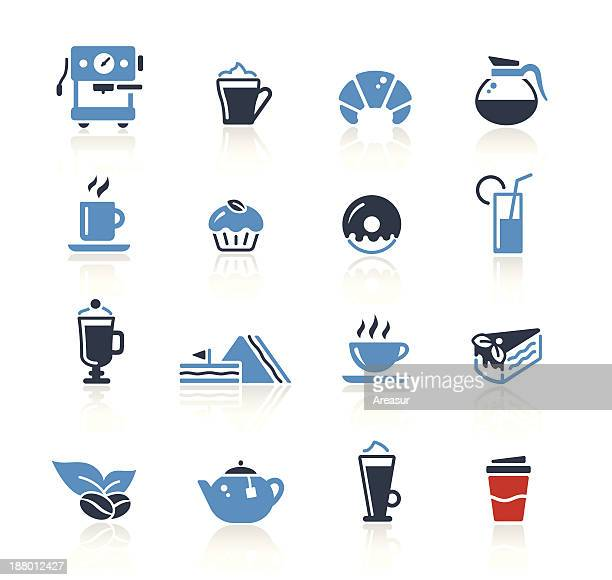 Coffee Icons Two Colors | Pro Series