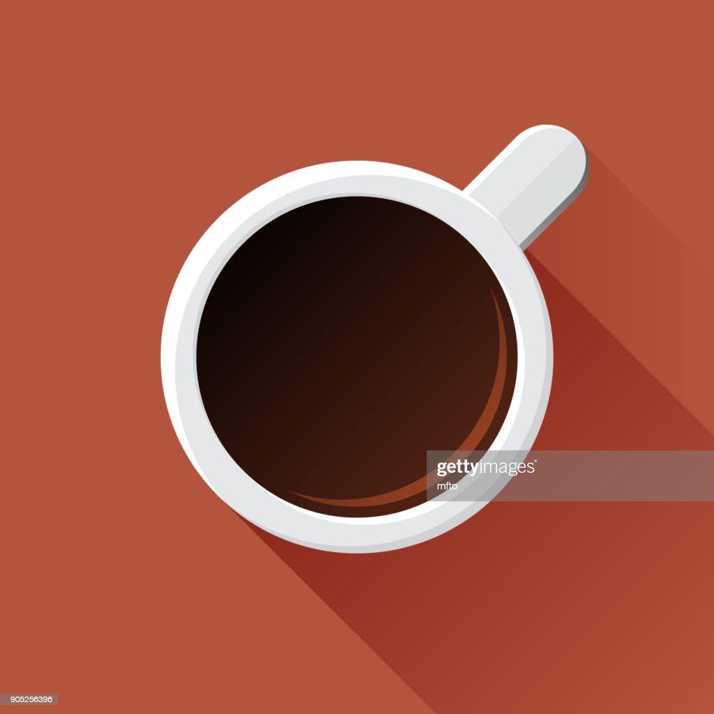 Coffee mug : stock illustration