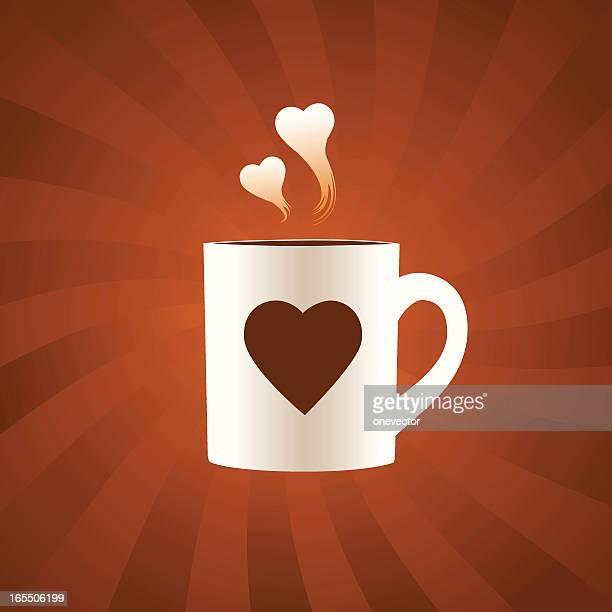 coffee - milk chocolate stock illustrations, clip art, cartoons, & icons