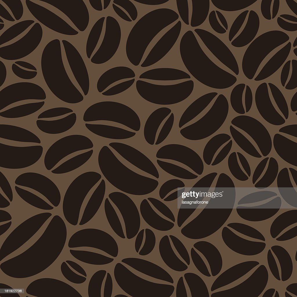 Coffee Wallpaper Pattern