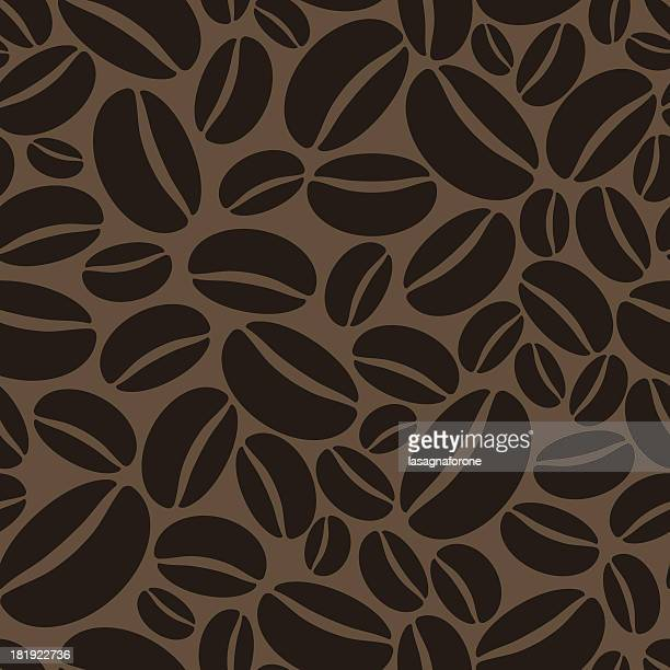 Coffee Wallpaper Pattern