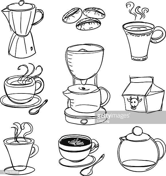 Coffee ware collection