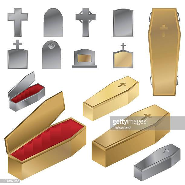 Coffins and Graves
