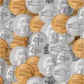 coins seamless