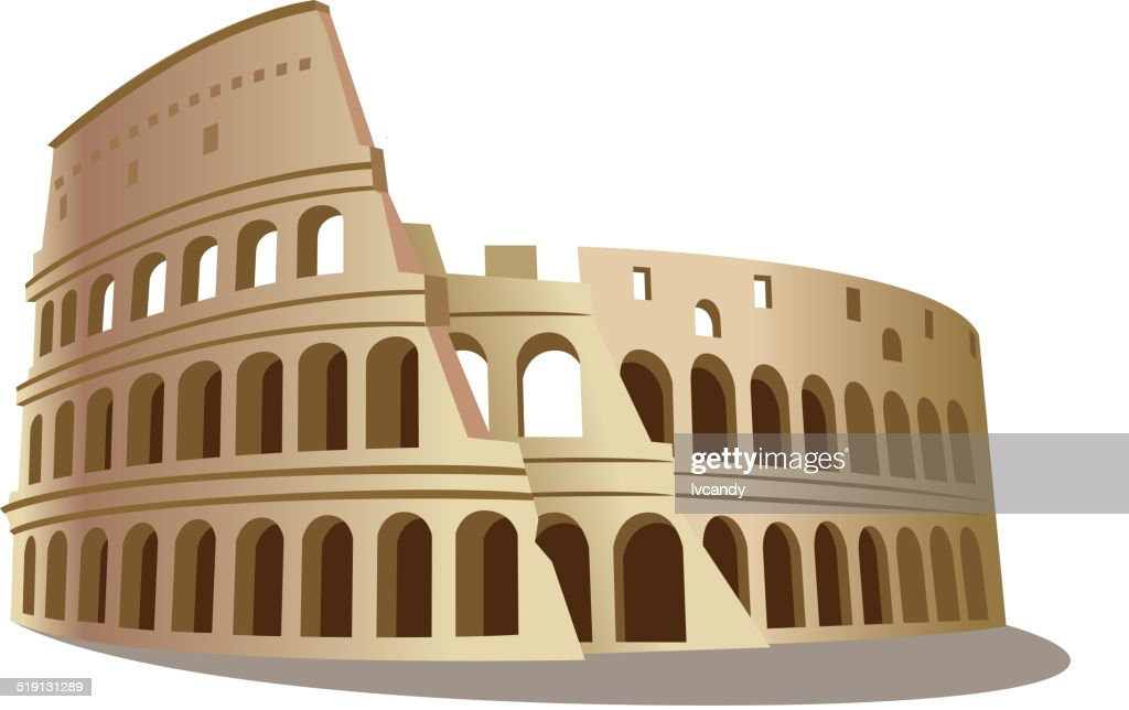 Coliseum : stock illustration
