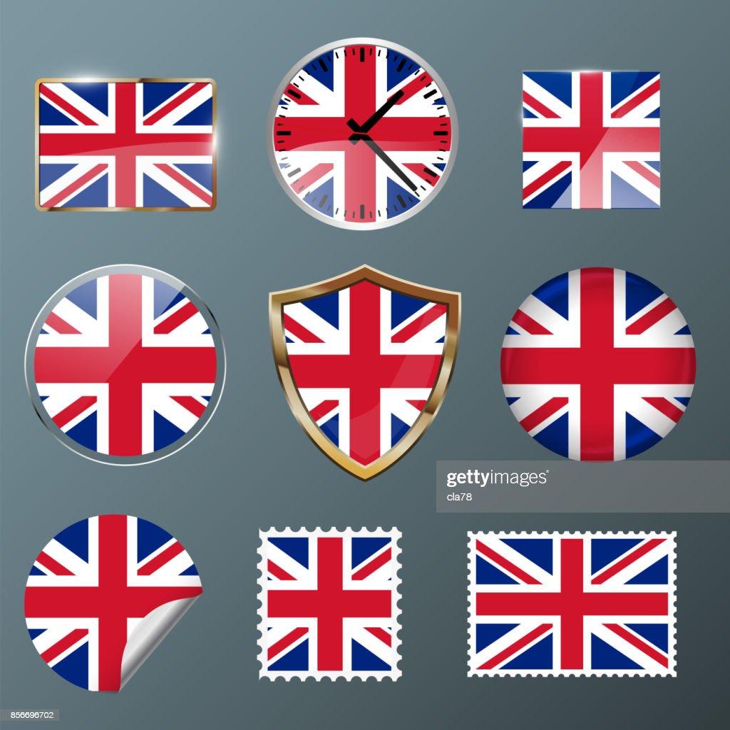 Collection flag United Kingdom